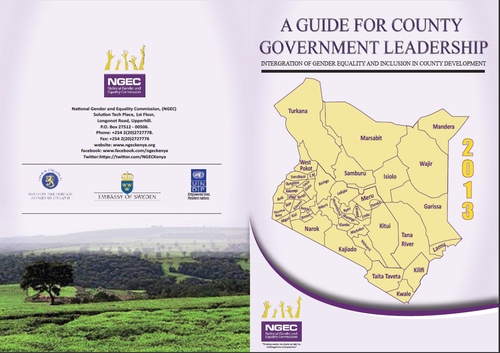 County Goverment Leadership Guide