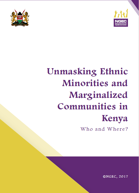 Unmasking Ethnic Minorities and Marginalized Communities in Kenya