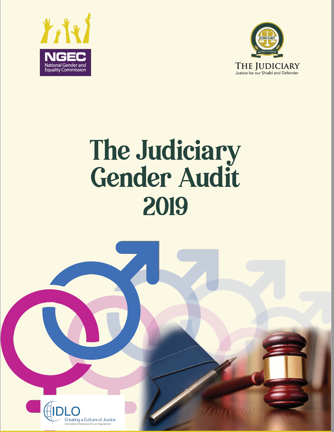 The Judiciary Gender Audit 2019