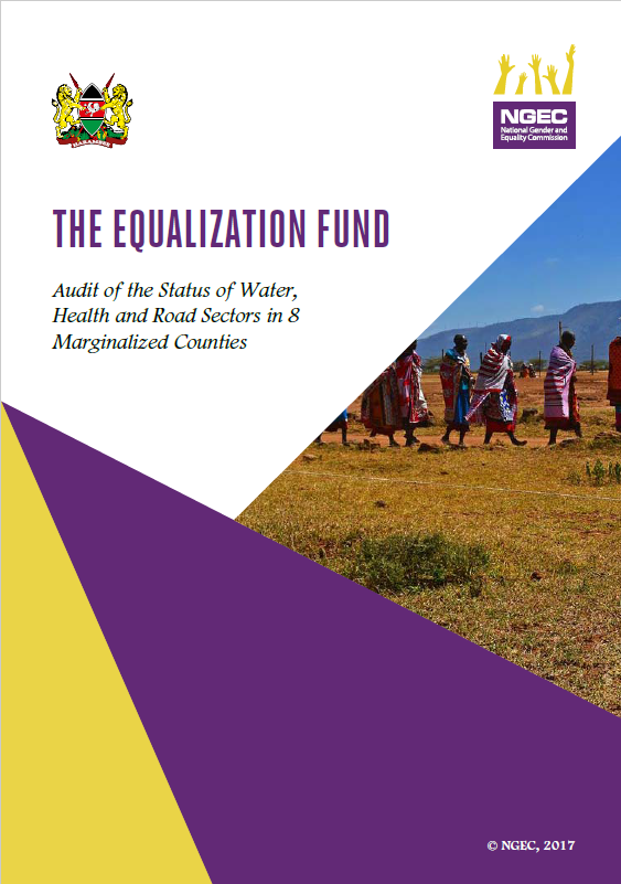 Equalization Fund in Kenya