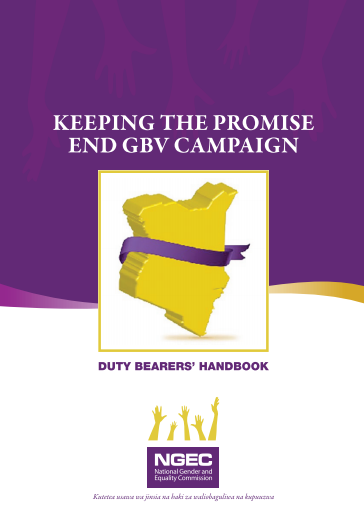 Keeping the Promise Handbook