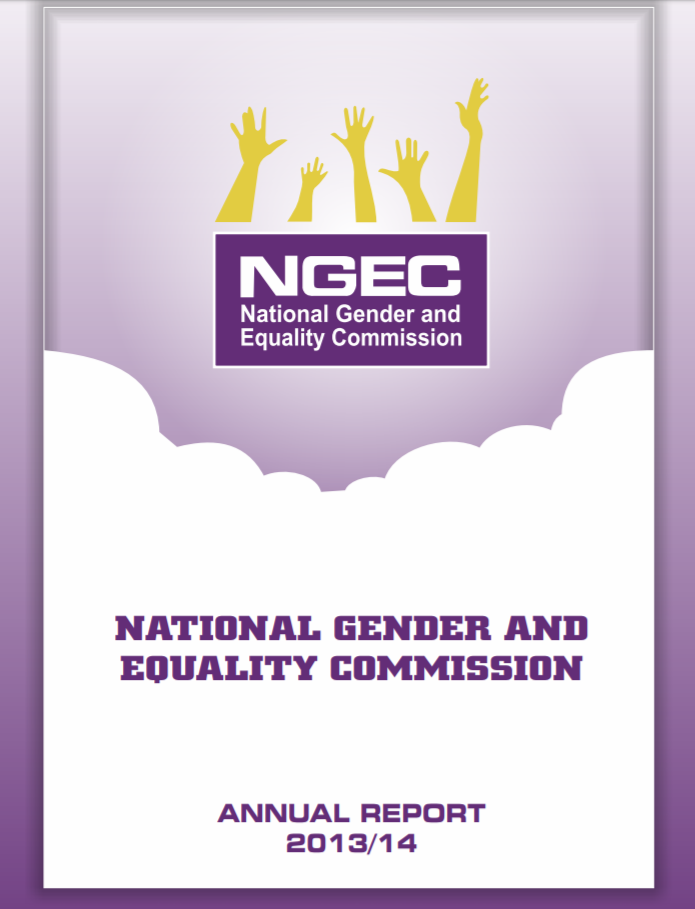 NGEC Annual Report 2013-2014