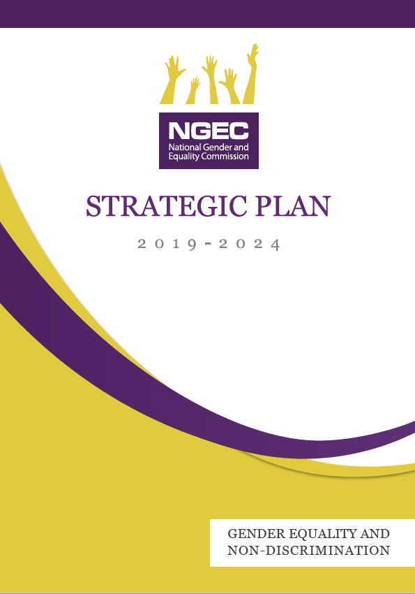 NGEC Strategic Plan 2019-2024