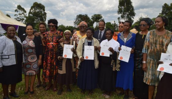 NGEC to monitor title deed issuance to ensure women benefit