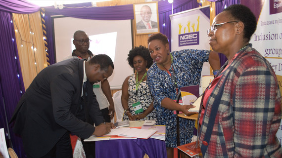 NGEC at the sixth annual Devolution Conference