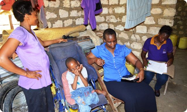 NGEC decries neglect of children with severe disabilities