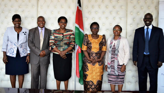 NGEC and Makueni County Government to strengthen partnership