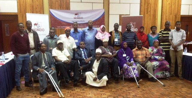 Nomadic MCA Caucus holds forum on disability mainstreaming