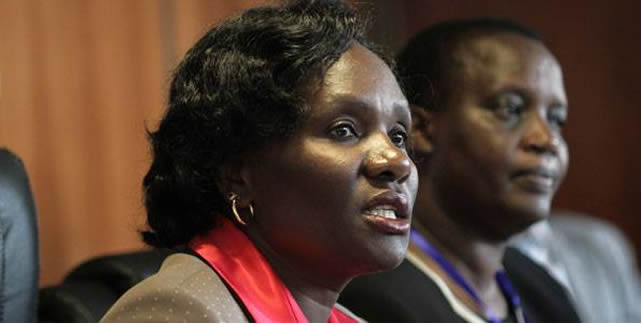 DAILY NATION- Women, youth join State jobs furore