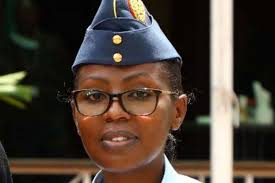 NGEC commends first woman KDF spokesperson