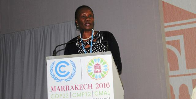 Women activists on Climate Change call for gender integration instead of mainstreaming