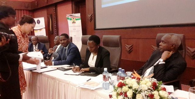 NGEC and COG sign MoU