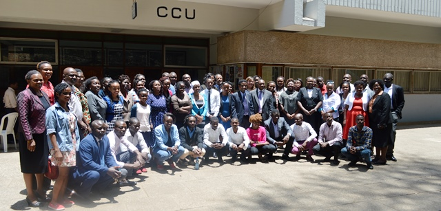 Address SGBV in Universities-NGEC