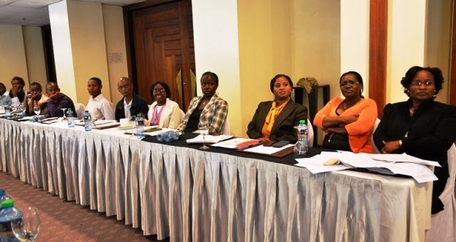 SIGs trained on Access to Government Procurement Opportunities(AGPO)