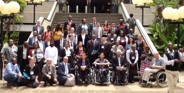 NGEC participates in UNDESA forum on disability and development