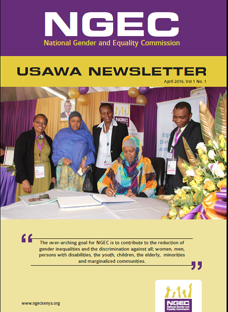 USAWA Newsletter launched